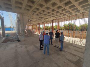 Las obras del Centro de Emergencias de Orihuela Costa avanzan a buen ritmo 7