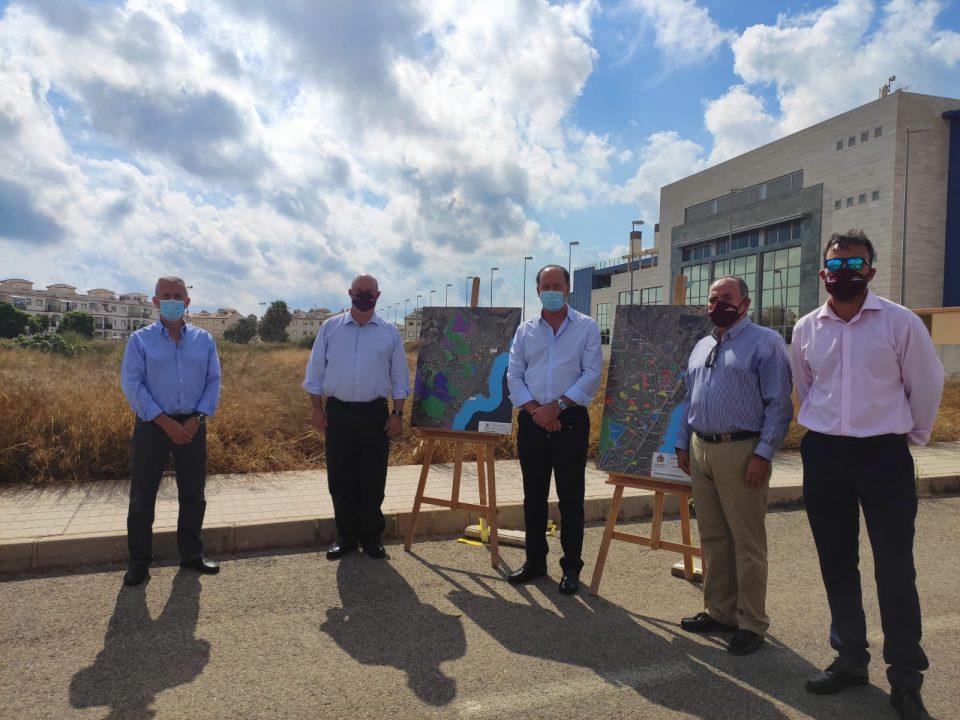 Orihuela pone a disposición de Conselleria los terrenos para un nuevo centro de salud en la costa 6