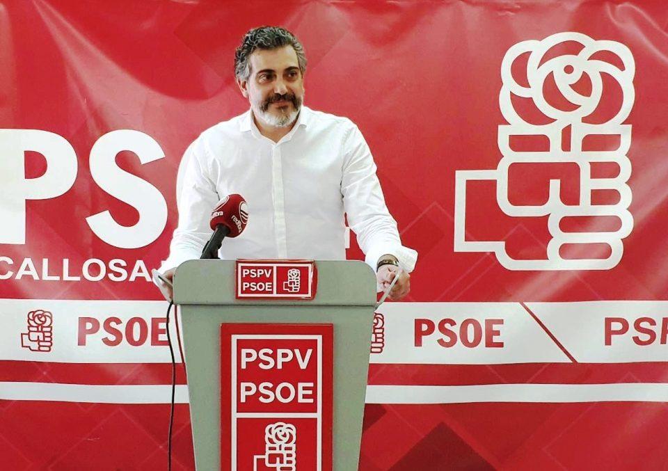 El PSOE Callosa pide la aprobación del Presupuesto para hacer frente a los efectos del COVID-19 6