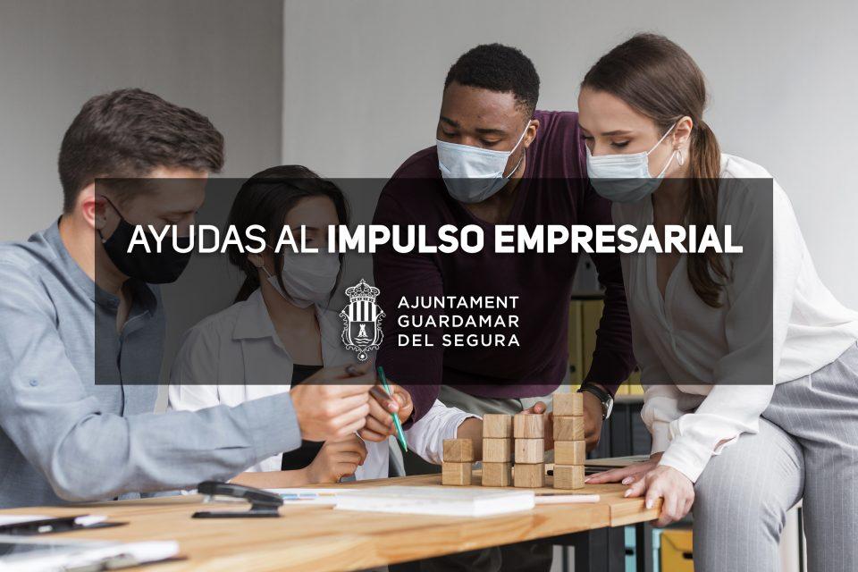 Guardamar abre el plazo de presentación de solicitudes de las Ayudas al Impulso Empresarial 2020 6