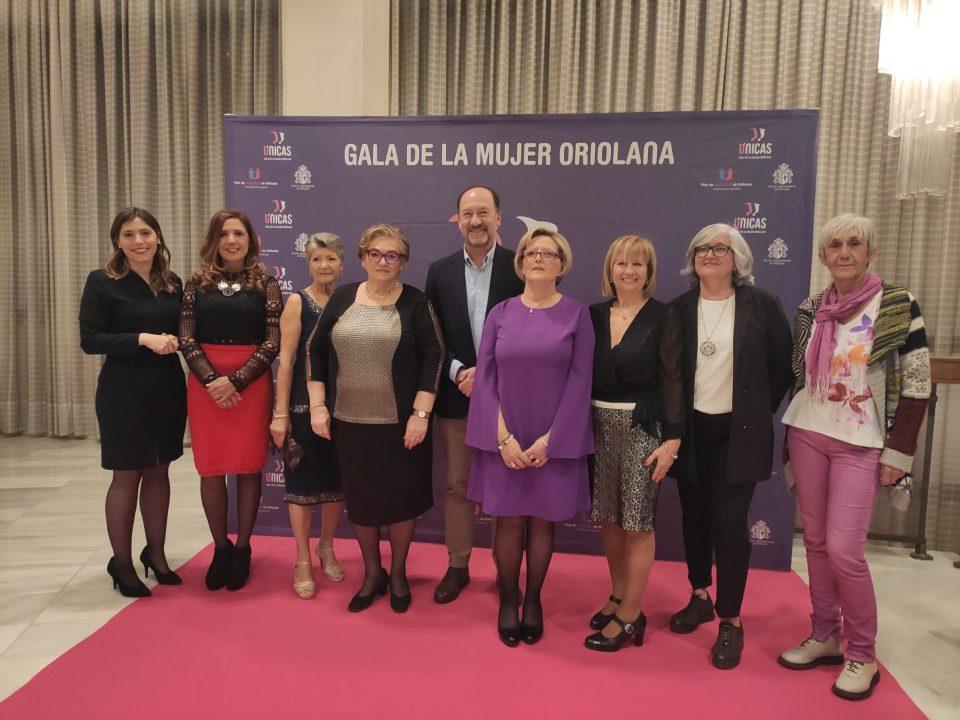 Orihuela homenajea a siete mujeres Únicas 6