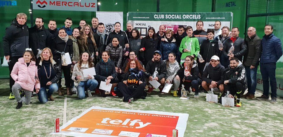 Gran participación en el Torneo de Pádel solidario del Ecce Homo 6