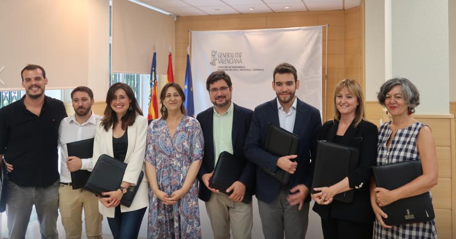 María Jesús Pérez, nueva Directora General de Participación Ciudadana en el gobierno valenciana 6