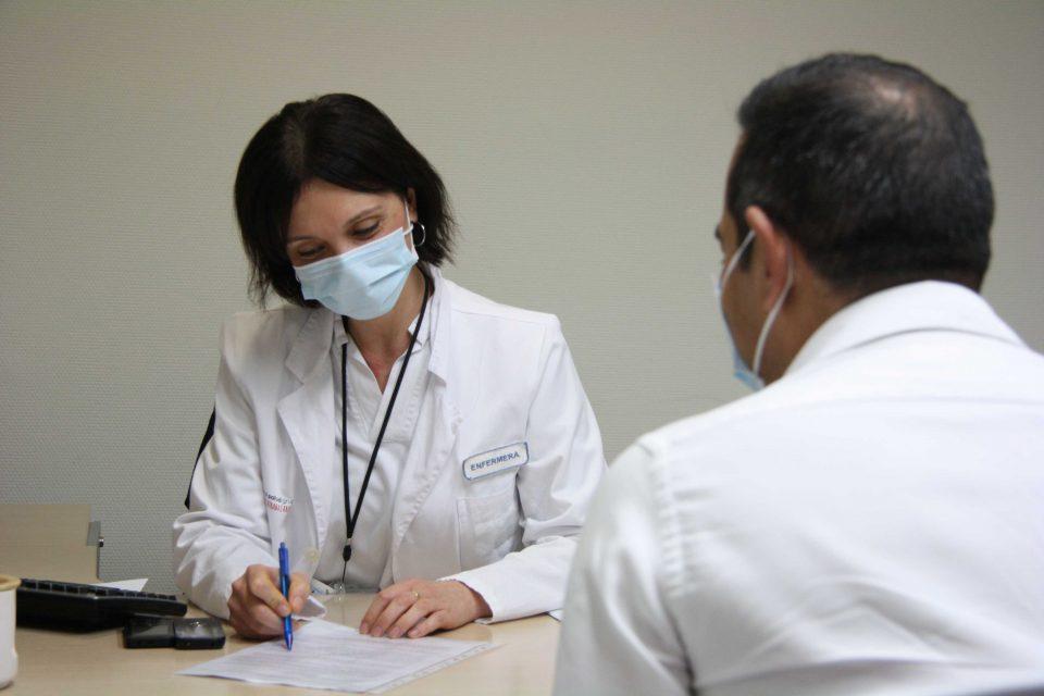 Los casos oncológicos de Torrevieja incrementan un 30% el número de consultas durante la pandemia 6