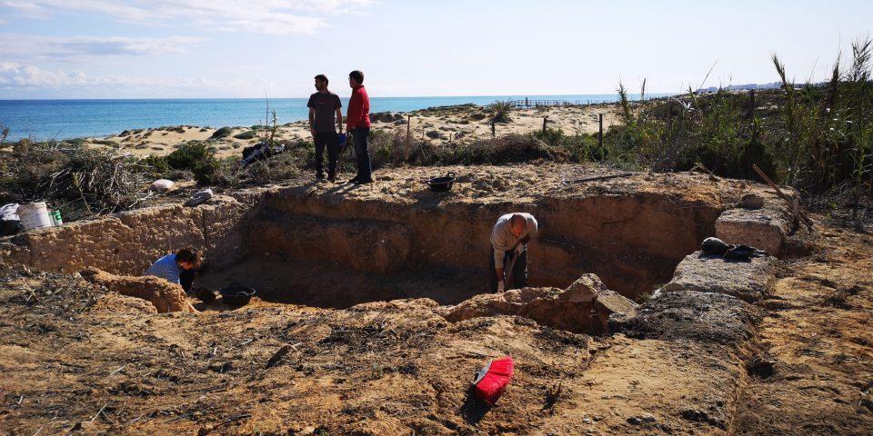Nueva campaña arqueológica en Guardamar para desenterrar una torre islámica 6