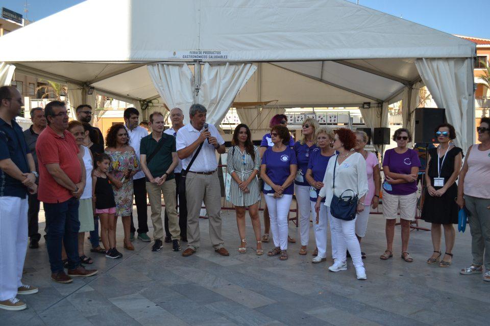 Queda inaugurada la Feria de Comercio en Guardamar 6