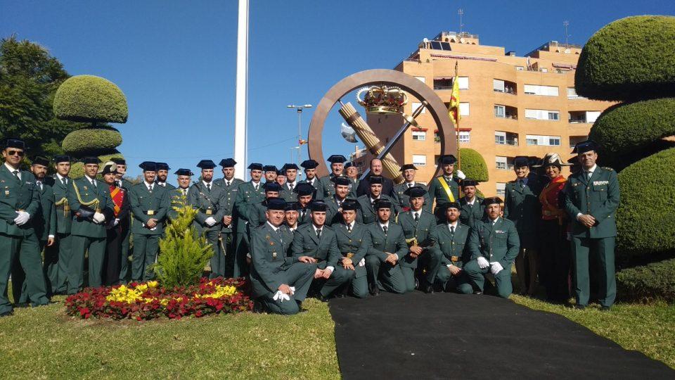 El 74% aplaude el monumento dedicado a la Guardia Civil en Orihuela 6