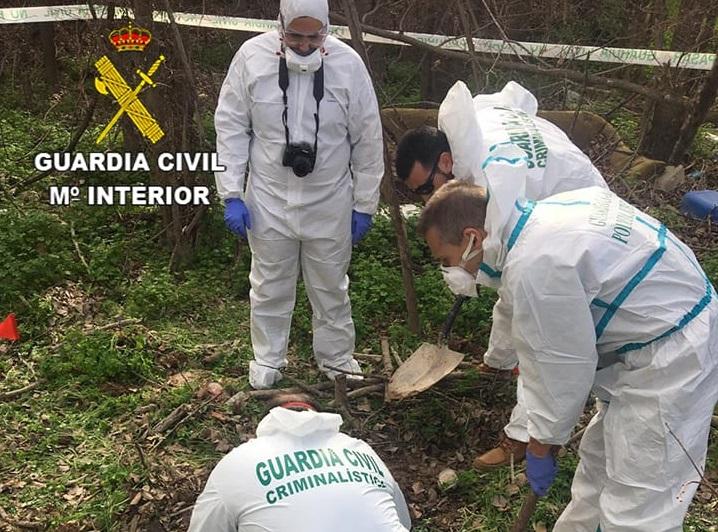 La Guardia Civil esclarece el homicidio de un irlandés desparecido en Torrevieja 6