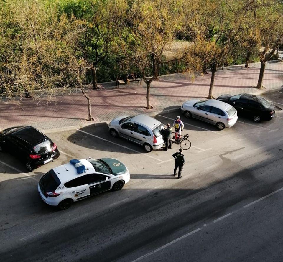 Incumplir el #QuédateEnCasa conlleva multas 6