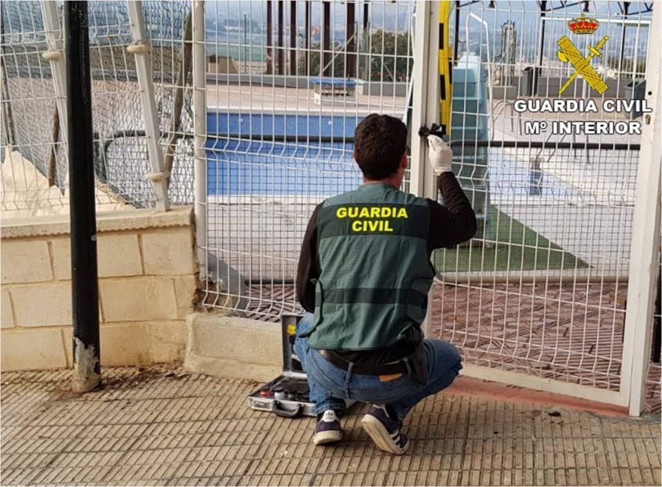Detienen en Redován a 8 menores por robo en viviendas e instalaciones municipales 6