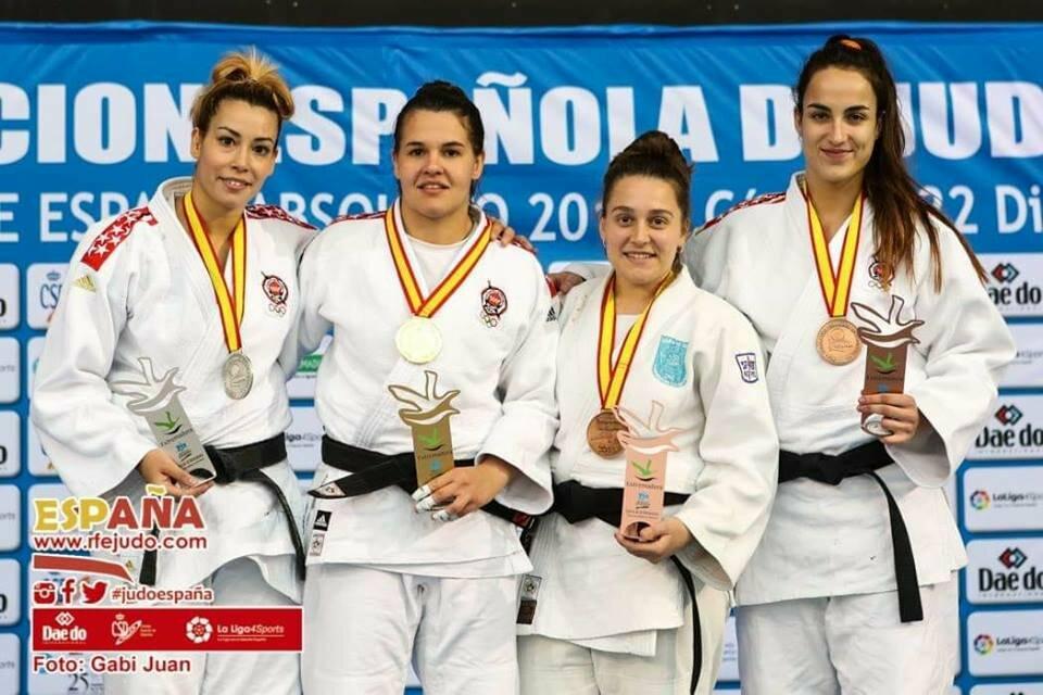 Bronce para Rosario Culiañez en el Campeonato de España Absoluto de Judo 6