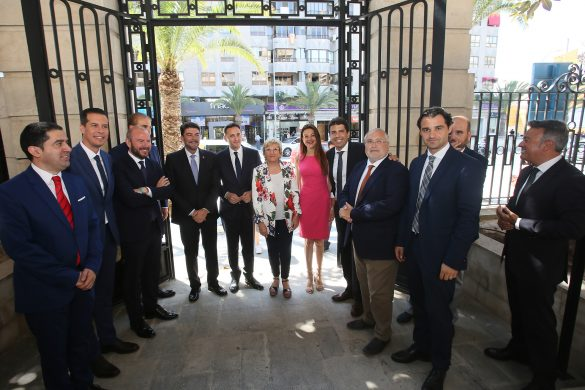 La Diputación comienza el mandato con siete representantes de la Vega Baja 62