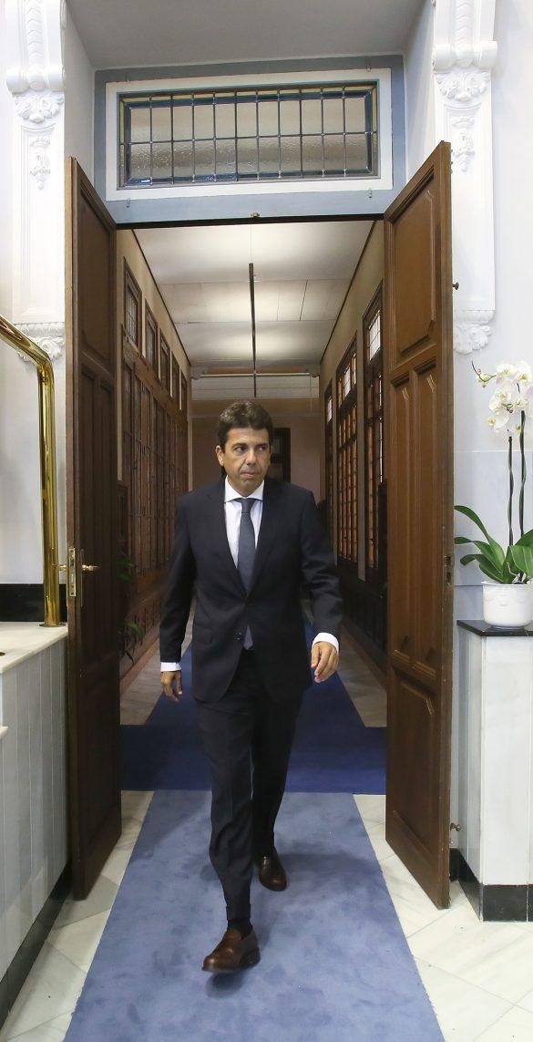 La Diputación comienza el mandato con siete representantes de la Vega Baja 61