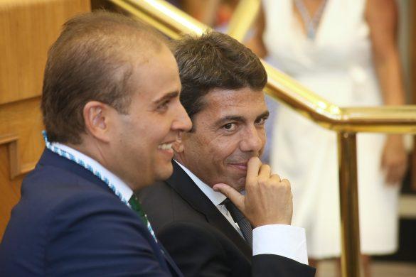 La Diputación comienza el mandato con siete representantes de la Vega Baja 59