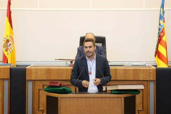 La Diputación comienza el mandato con siete representantes de la Vega Baja 57