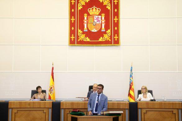 La Diputación comienza el mandato con siete representantes de la Vega Baja 56