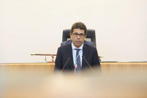 La Diputación comienza el mandato con siete representantes de la Vega Baja 50