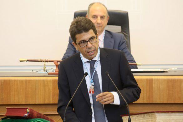 La Diputación comienza el mandato con siete representantes de la Vega Baja 52
