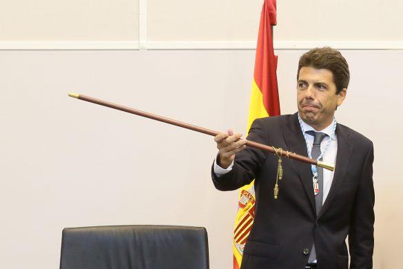 La Diputación comienza el mandato con siete representantes de la Vega Baja 46