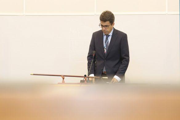 La Diputación comienza el mandato con siete representantes de la Vega Baja 47