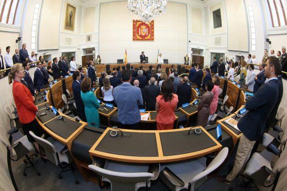 La Diputación comienza el mandato con siete representantes de la Vega Baja 48