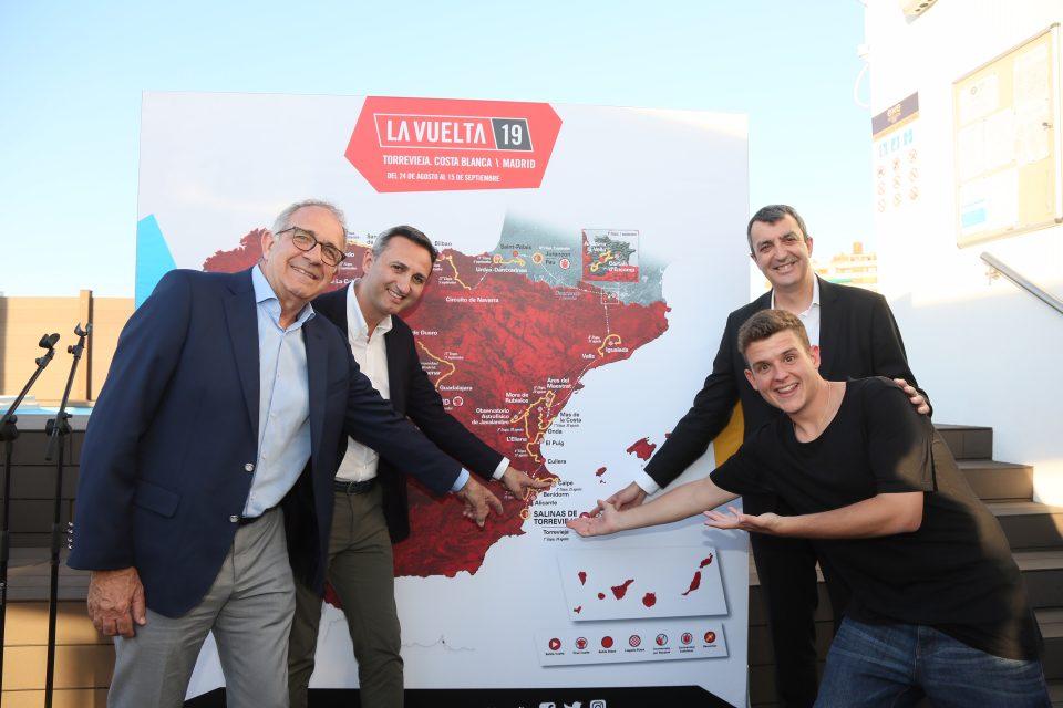 La Vuelta 19 rodará este verano desde Torrevieja a ritmo de rap 6