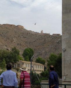 El Ayuntamiento retoma las obras de la muralla del Castillo de Orihuela 8