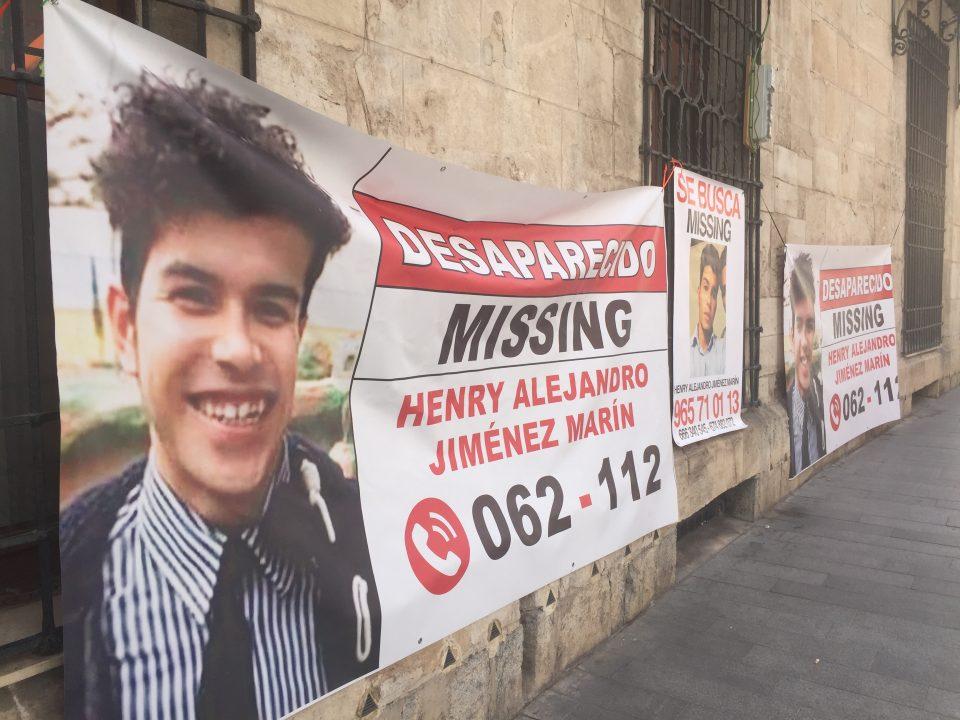 Solicitan refuerzos para la búsqueda de Henry al Ministerio de Justicia 6