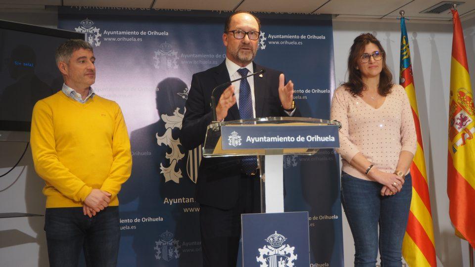 Orihuela materializará el hermanamiento con Zacatecas el próximo sábado 6