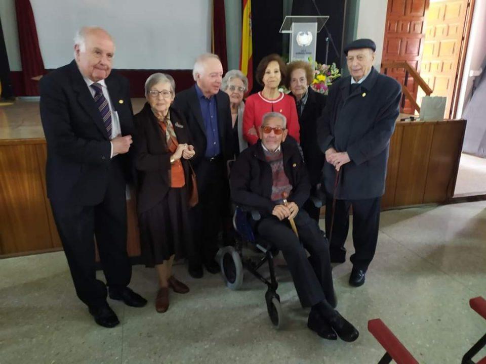 El IES Gabriel Miró de Orihuela rinde homenaje a cinco antiguos profesores del centro 6