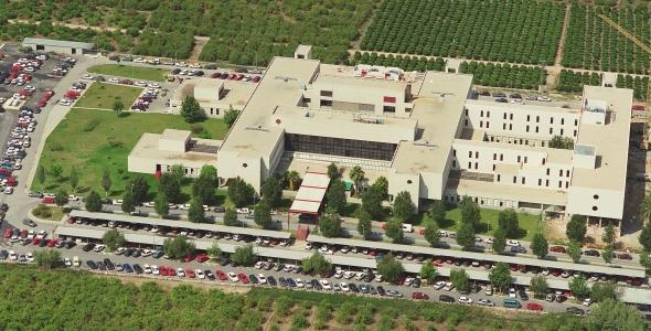 Sanidad aprueba el proyecto básico para la ampliación del Hospital Vega Baja 6