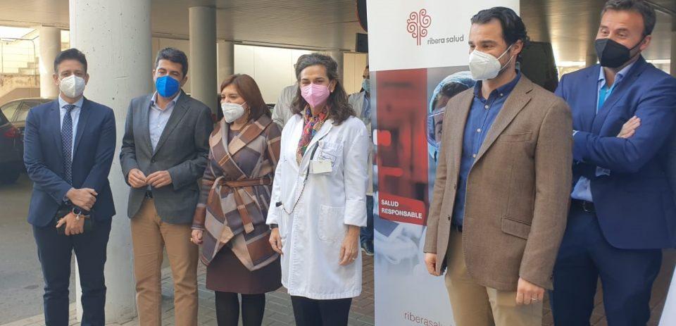 """Bonig: """"No hay razón técnica ni sanitaria para la reversión del hospital de Torrevieja"""" 6"""