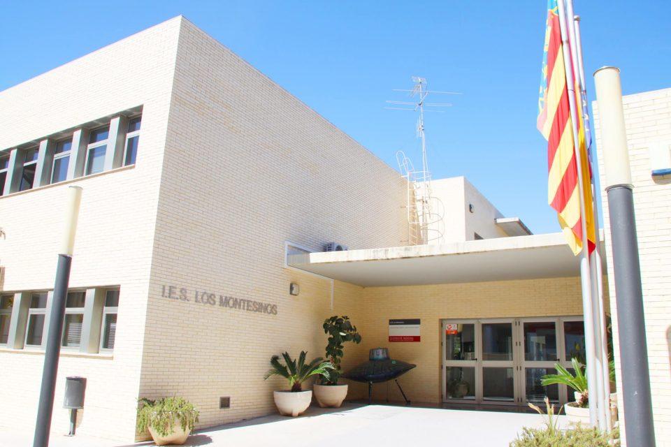 El IES de Los Montesinos impartirá dos nuevos títulos de Grado Medio 6