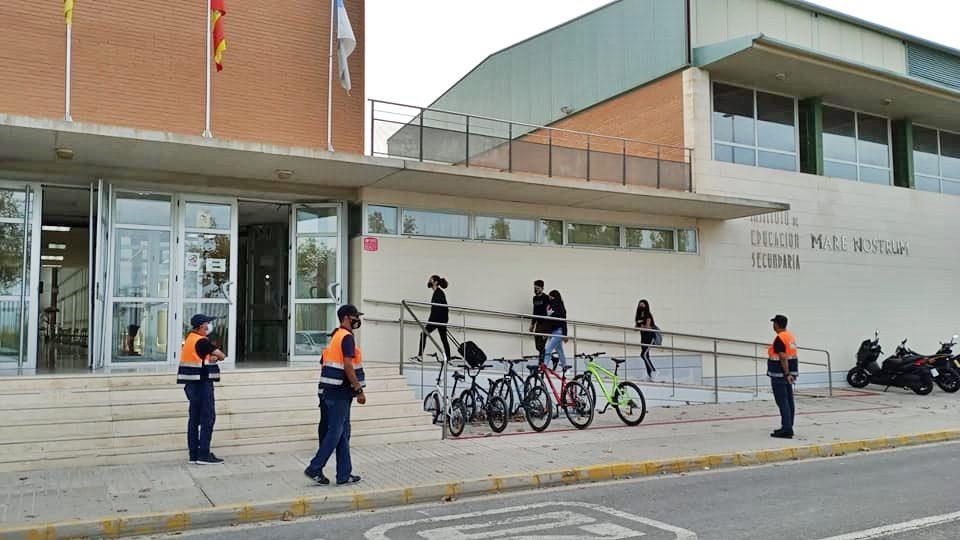 Sanidad confirma los primeros brotes de COVID-19 en centros educativos de la Vega Baja 6