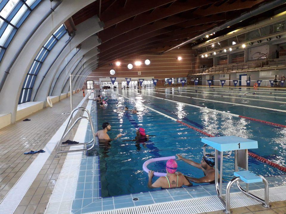 La piscina municipal de Torrevieja vuelve a abrir sus puertas 6