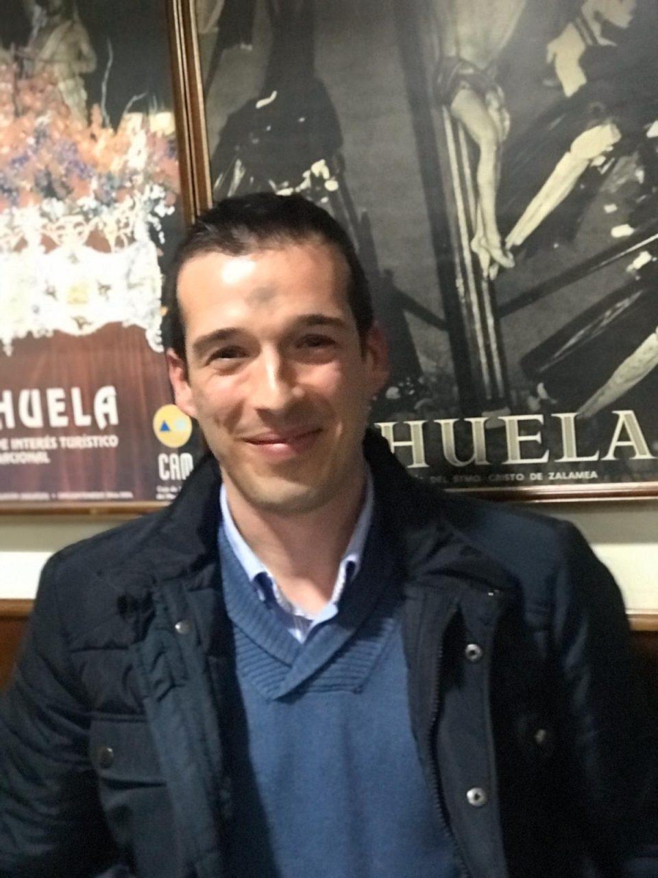 Antonio García Molina Cánovas, nombrado Cofrade Portaguión del Perdón 2020 6