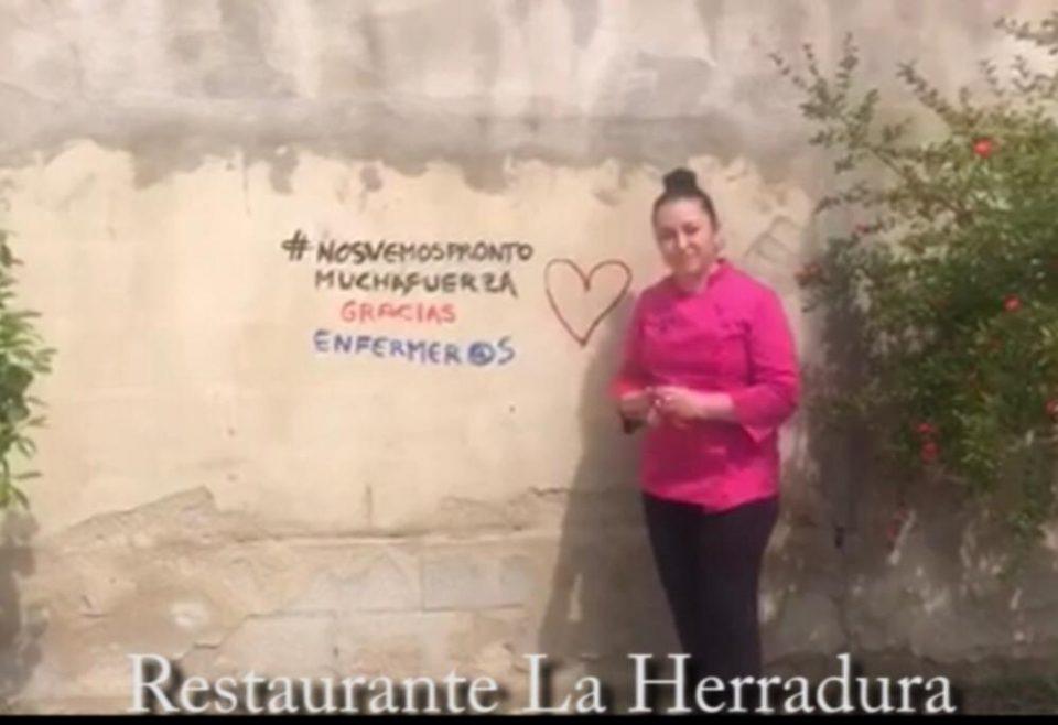 Los restauradores de la Vega Baja mandan un mensaje de ánimo a la comarca 6