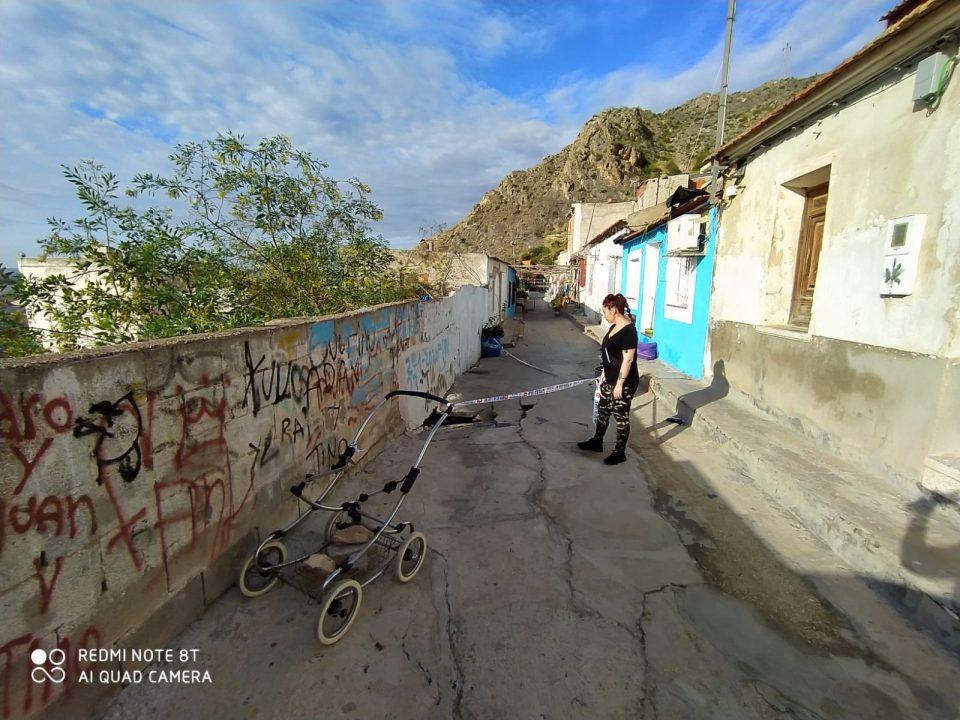 Los vecinos de San Bruno en Callosa viven en un barrio en ruinas 6