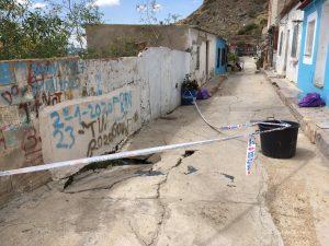 Los vecinos de San Bruno en Callosa viven en un barrio en ruinas 7
