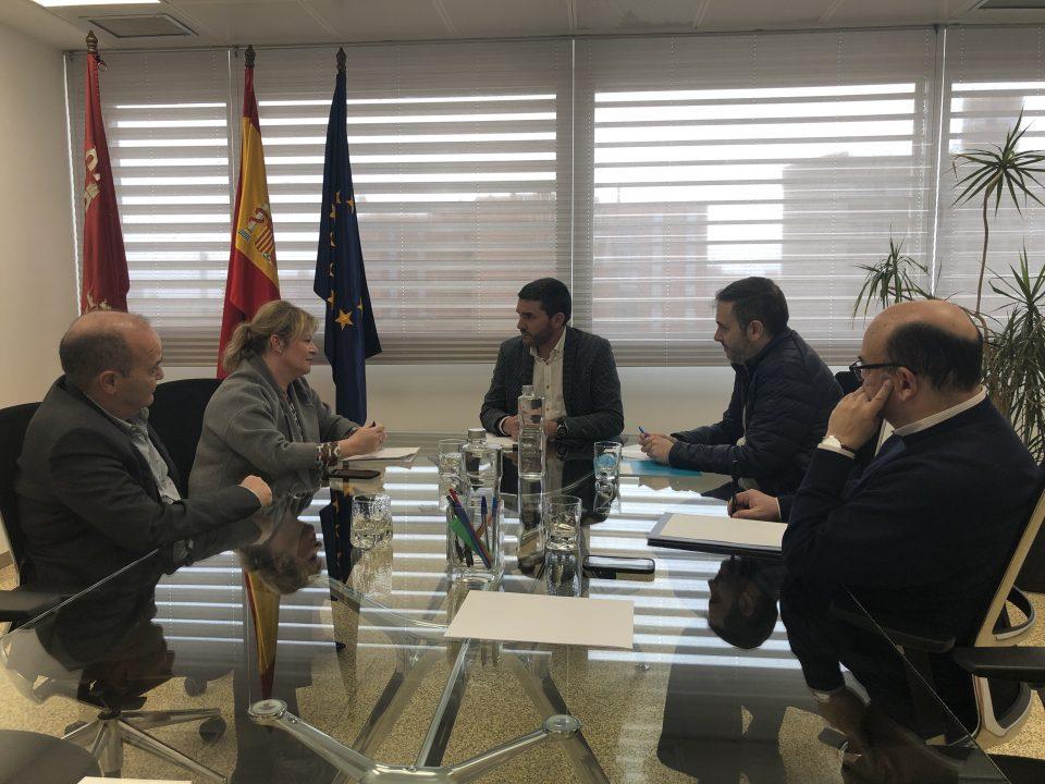 La Diputación de Alicante y Murcia se coordinarán para defender el Tajo-Segura 6