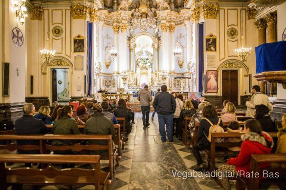 La Ruta de la Virgen de Monserrate se lleva a cabo meses después de la DANA 8