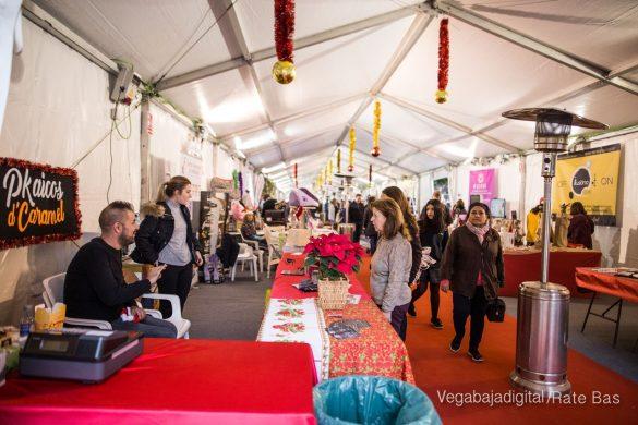 El deporte y la solidaria protagonizan la 9ª Feria de Navidad de Los Montesinos 8