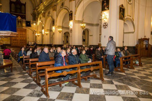La Ruta de la Virgen de Monserrate se lleva a cabo meses después de la DANA 9