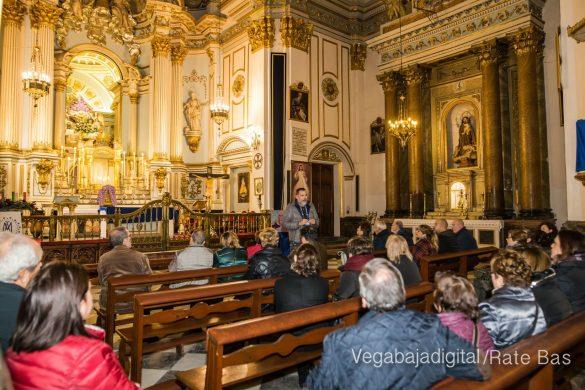 La Ruta de la Virgen de Monserrate se lleva a cabo meses después de la DANA 11