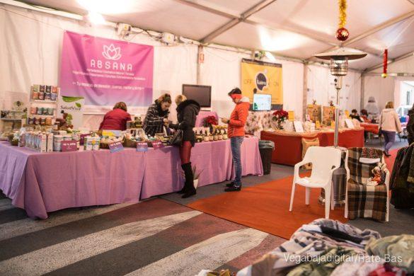 El deporte y la solidaria protagonizan la 9ª Feria de Navidad de Los Montesinos 13