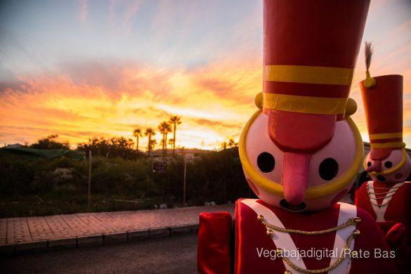 Papá Noel visita Orihuela Costa 10
