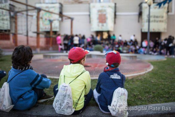 Los niños de Orihuela se trasladan al Medievo 11