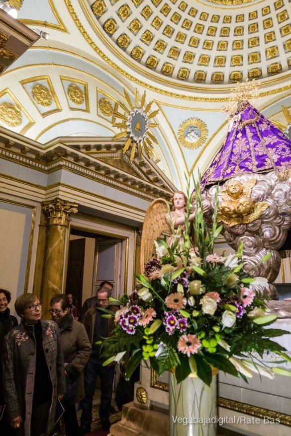 La Ruta de la Virgen de Monserrate se lleva a cabo meses después de la DANA 15