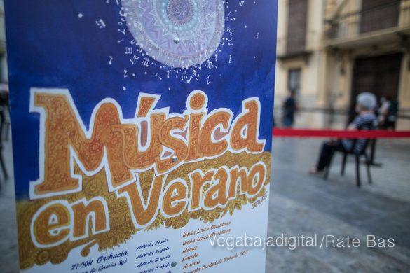 """La música refresca las """"nochecitas de Orihuela"""" 14"""