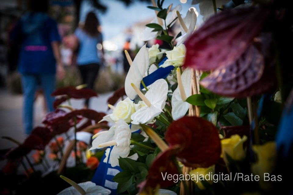 Ofrenda floral en Pilar de la Horadada 6